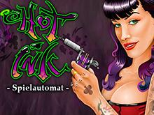 Онлайн автомат Hot Ink