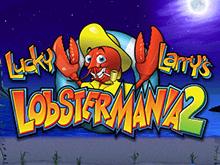 Онлайн аппарат Lobstermania 2