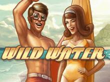 Красочный автомат Wild Water