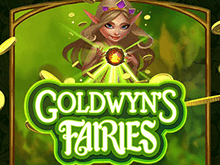 Игровой автомат Goldwyn's Fairies