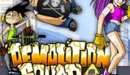Игровой слот Demolition Squad