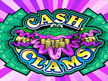 Игровой слот Cash Clams