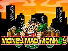 Слот Money Mad Monkey